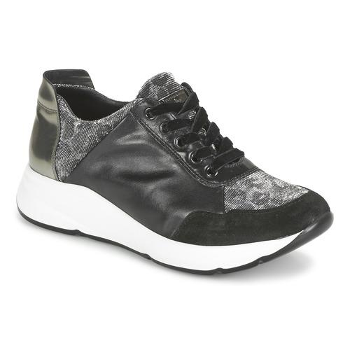 Shoes Women Low top trainers Tosca Blu EDEN Black
