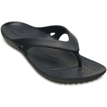 Crocs  Kadee II Flip Womens Sandals  womens Flip flops  Sandals (Shoes) in blue