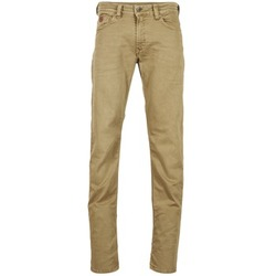 Clothing Men straight jeans Kaporal BROZ CAMEL