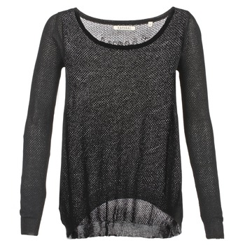 Clothing Women jumpers Kaporal TOPIC Black