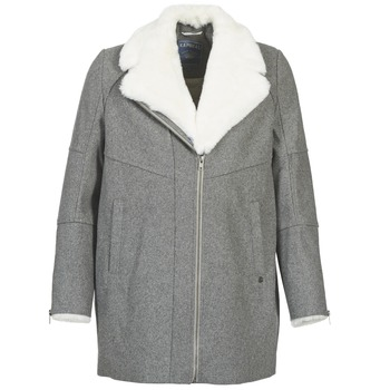 Clothing Women Coats Kaporal CAZAL Grey
