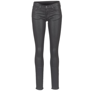 Clothing Women slim jeans Cimarron ROSIE DENM WAX Black
