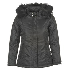 Clothing Women Duffel coats DDP FUNAPI Black