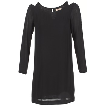 Clothing Women Short Dresses DDP CRAPOU Black