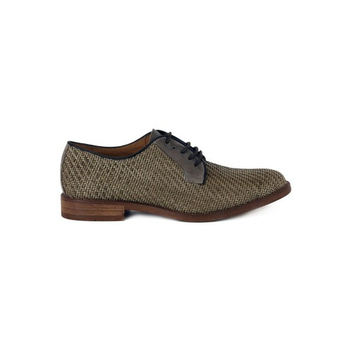 Shoes Men Derby Shoes Soldini OYSTER TAUPE Marrone