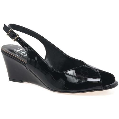 Shoes Women Sandals Hb Shine III Womens Slingback Sandals black