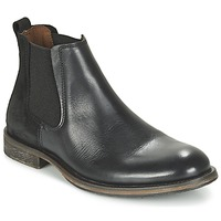 Shoes Men Mid boots Bunker BEAT Black
