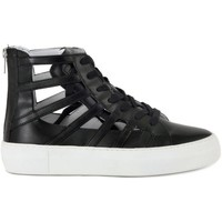 Shoes Women Hi top trainers Cult LOVE MID 1074 Nero