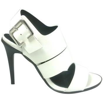 Shoes Women Sandals Cassis Côte d'Azur Sandales Talons Hauts Beltaine Blanc White