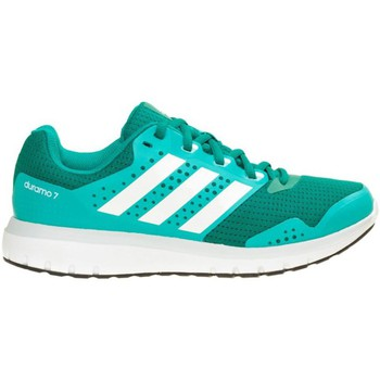 Shoes Women Running shoes adidas Originals Duramo 7 W Celadon-Turquoise-White