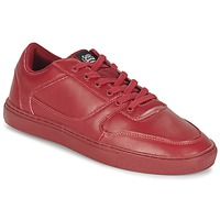 Shoes Men Low top trainers Sixth June SEED ESSENTIAL Red