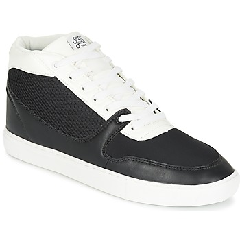 Shoes Men Hi top trainers Sixth June NATION WIRE Black / White