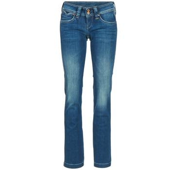 Clothing Women straight jeans Pepe jeans BANJI D67