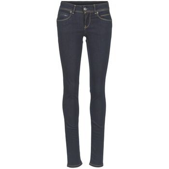 Clothing Women slim jeans Pepe jeans NEW BROOKE M15 / Blue / Raw