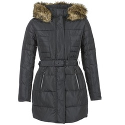 Clothing Women Duffel coats Pepe jeans BETSY Black