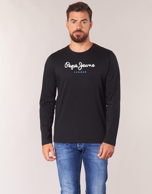 EGGO Pepe LONG LONG EGGO Black jeans jeans Pepe Black Pepe EGGO jeans nXa1qpa