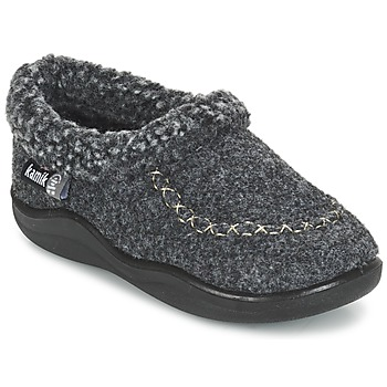 Shoes Children Slippers KAMIK COZYCABIN2 Black