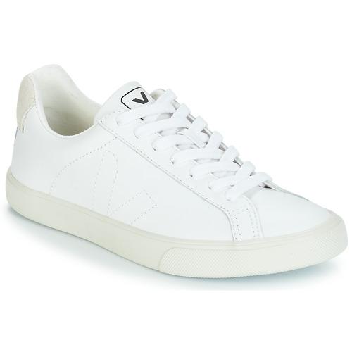 Shoes Low top trainers Veja ESPLAR LT White