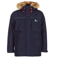 Clothing Men Parkas Helly Hansen COASTAL 2 PARKA MARINE