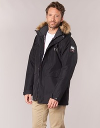 Clothing Men Parkas Helly Hansen COASTAL 2 PARKA Black