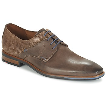 Shoes Men Derby Shoes Lloyd DAMIEN Brown / Dark