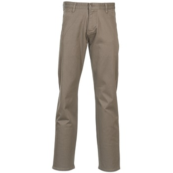 Clothing Men chinos Dockers ALPHA SLIM TAPERED Grey