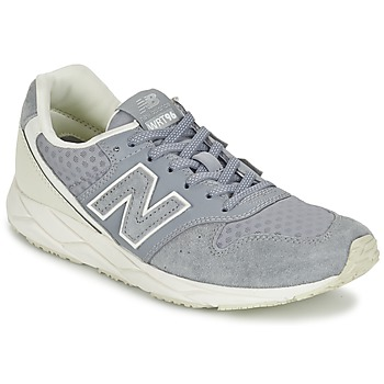 Shoes Women Low top trainers New Balance WRT96 Grey