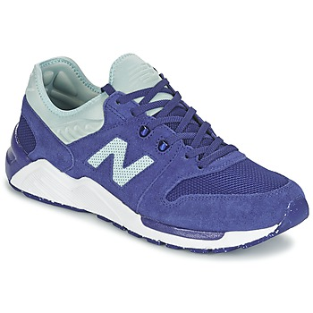 Shoes Men Low top trainers New Balance ML009 Blue