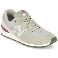 Shoes Women Low top trainers New Balance WR996 Grey
