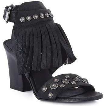 Shoes Women Sandals Juice Shoes SANDALO PAMPLONA Nero