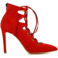 Shoes Women Heels Grace Shoes 7135 Decolletè Women Red Red
