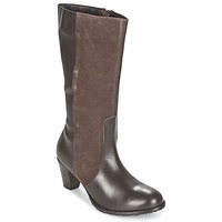 Shoes Women High boots Hush puppies KATE KORINA Brown