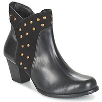 Shoes Women Ankle boots Hush puppies KRIS KORINA Black