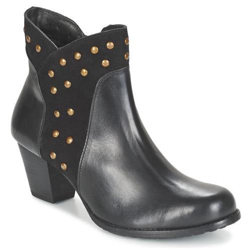 Shoes Women Ankle boots Hush puppies KRIS KORINA Black