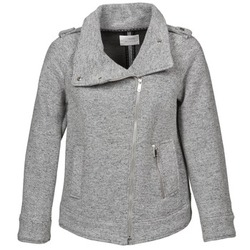 Clothing Women Jackets / Blazers Gas CRISSY Grey