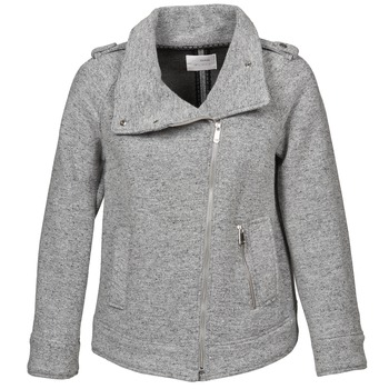 Clothing Women coats Gas CRISSY Grey