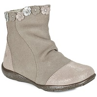 Shoes Girl High boots Primigi (enfant) EMILIANA Grey