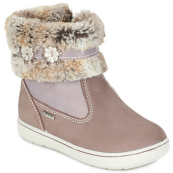 Shoes Girl Mid boots Primigi MARINA-E Pink