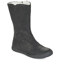 Shoes Girl High boots Primigi BRITTE-E Black