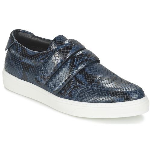 Shoes Women Low top trainers Sonia Rykiel SPENDI Blue / Black