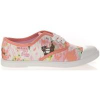 Shoes Women Low top trainers Cassis Côte d'Azur Cassis cote d'azur Baskets Dyonise Rose Pink