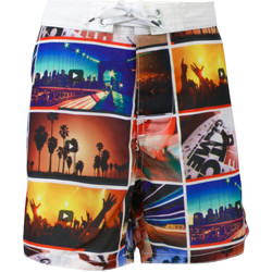 Clothing Girl Trunks / Swim shorts Watts Child Swim Shorts  Cooll All over Multi Tube