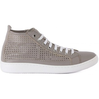 Shoes Women Hi top trainers Keys SCARPA DONNA MIDI Marrone
