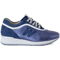 Shoes Women Low top trainers Melluso SNEAKER AGAT129A Blu