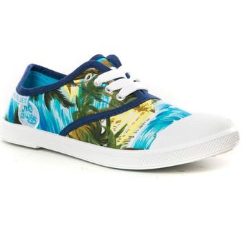 Shoes Women Low top trainers Cassis Côte d'Azur Cassis cote d'azur Basket Dyonise Bleu Blue