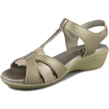 Shoes Women Sandals Yio VIKY GOLDEN
