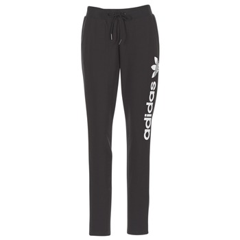 Clothing Women Tracksuit bottoms adidas Originals LIGHT LOGO TP Black