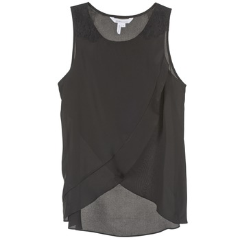 Clothing Women Tops / Sleeveless T-shirts BCBGeneration 616725 Black