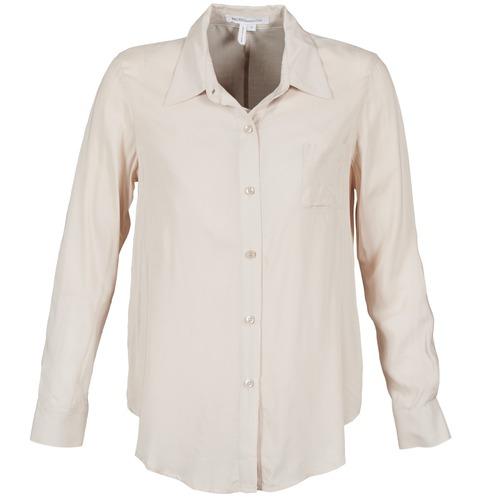 Clothing Women Shirts BCBGeneration 616747 Beige