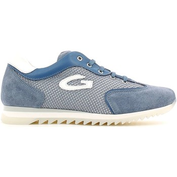 Shoes Girl Low top trainers Alberto Guardiani GK21343G Sneakers Kid Blue Blue